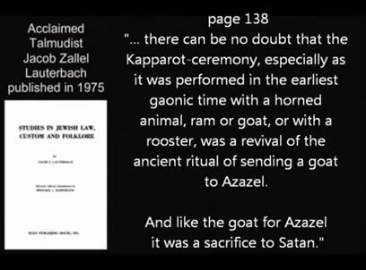 ИШФ: Ритуал Киппур-Каппарос в матчах на первенство мира Kapparot_lauterbach_goat_to_azazel