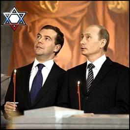 «Евреи» и «совки» Medvedev_putin_zvezda