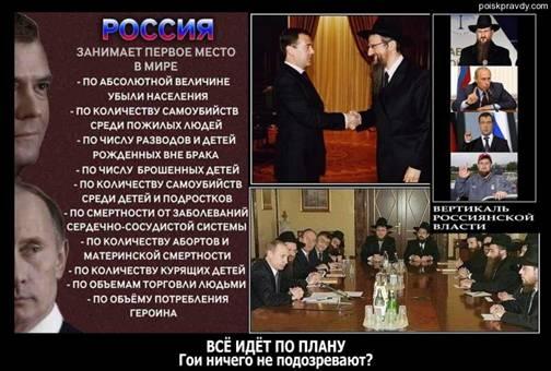 «Евреи» и «совки» Putin_medvedev_goyim_ne_podozrevayut