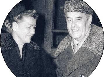 «Евреи» и «совки» Furtseva_suprug