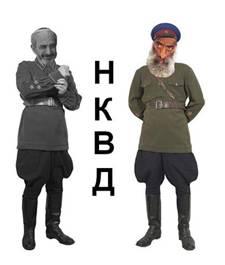 «Евреи» и «совки» Nkvd_1930