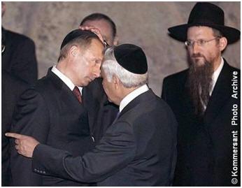 «Евреи» и «совки» Putin_berl_lazar_wall