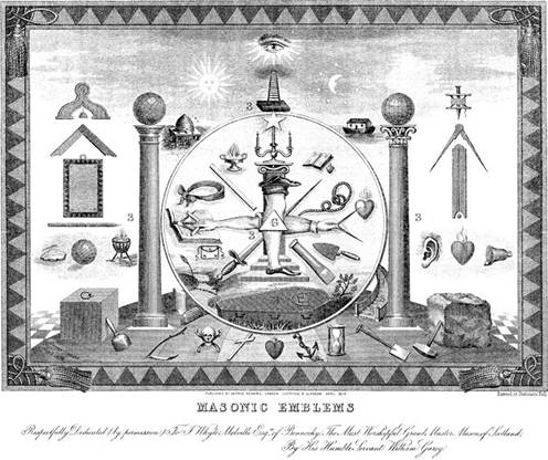 ИШФ: Ритуал Киппур-Каппарос в матчах на первенство мира Masonic_emblems
